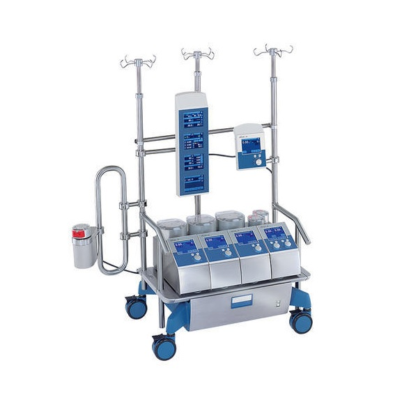 Stockert S III – 5 Pump System Refurbished Heart Lung System 1