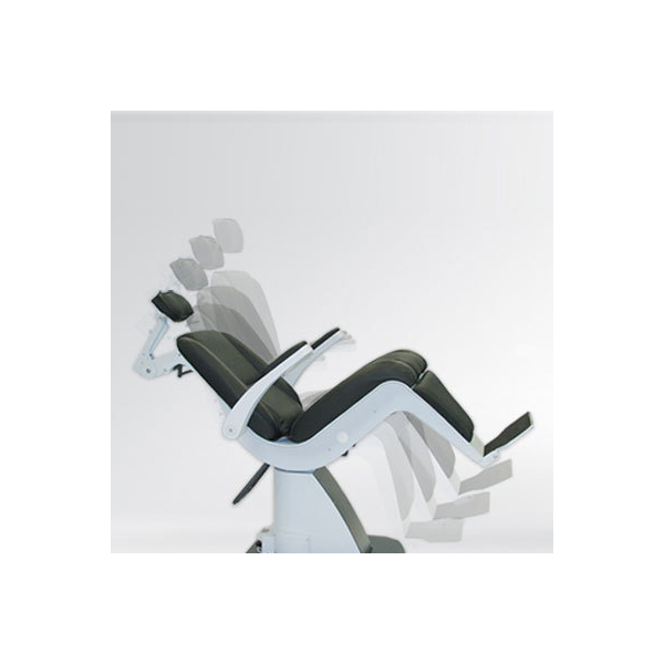 The S4OPTIK Fully Automatic Examination Chair 3