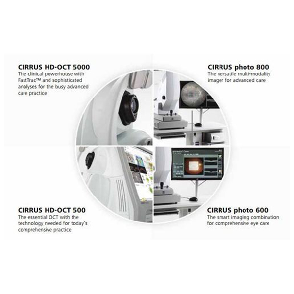 The Zeiss CIRRUS HD OCT 2