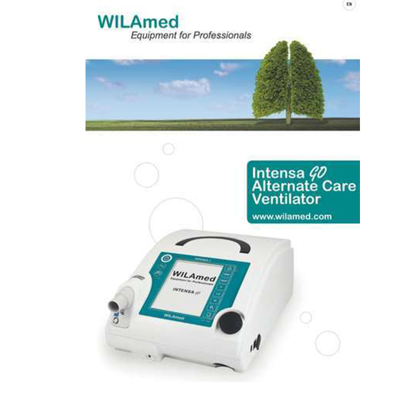 WILAmed Intensa Go Ventilator