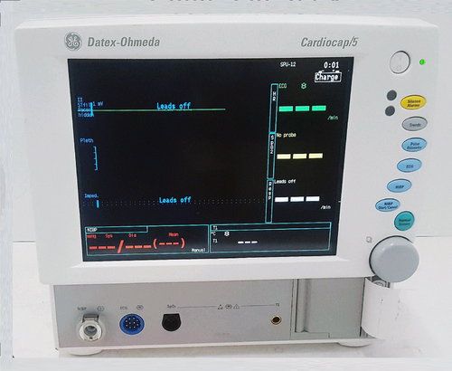 Datex-Ohmeda Cardiocap