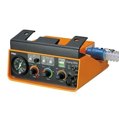 Drager Oxylog 1000 Transport Ventilator (Refurbished)