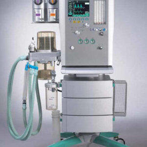 Fritz Stephen GmbH Akzent Color Anesthesia Machine