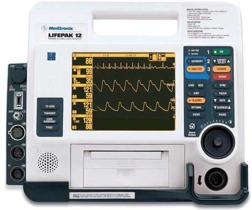 Lifepak 12 Defibrillator and Monitor