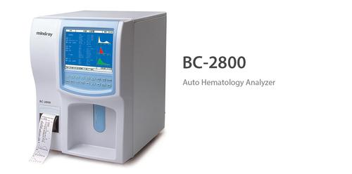 Mindray Auto Hematology Analyzer