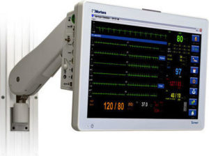 Mortara Surveyor S19 Patient Monitor With Touchscreen