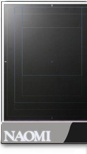 NAOMI Direct Digital Radiography CCD