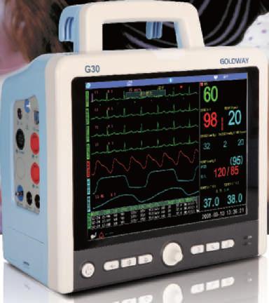 Philips Goldway G30 - G40 Patient Monitors