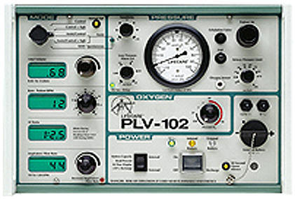 PLV 102 Transport VentilatorPLV 102 Transport Ventilator