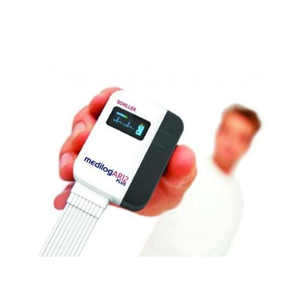 schiller medilog digital holter recorder 1