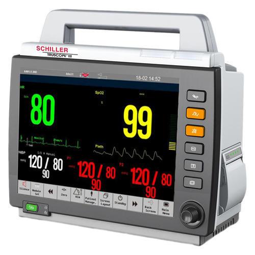 Schiller Truscope III Touchscreen Patient Monitor