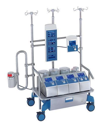 Stockert S III - 5 Pump System