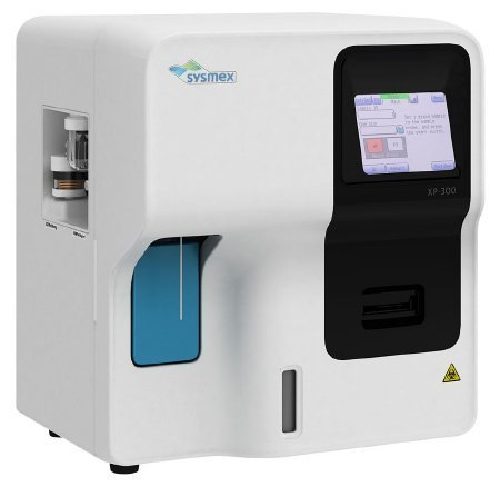Sysmex XP-100 Hematology Analyzer