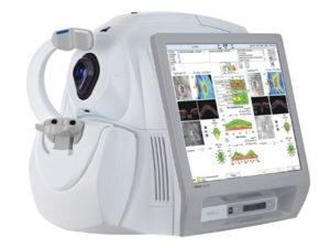 The Zeiss CIRRUS HD-OCT
