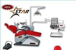 Star Dental Chair and Unit (Overhead Model)
