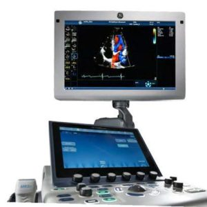 GE Vivid S70 Cardiac Ultrasound (Imported)