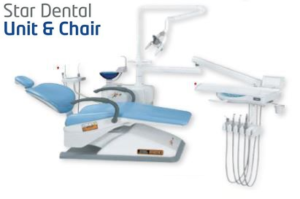 STAR - Dental Chair and Unit