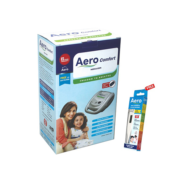 AERO Piston Nebulizer Comfort 1 1