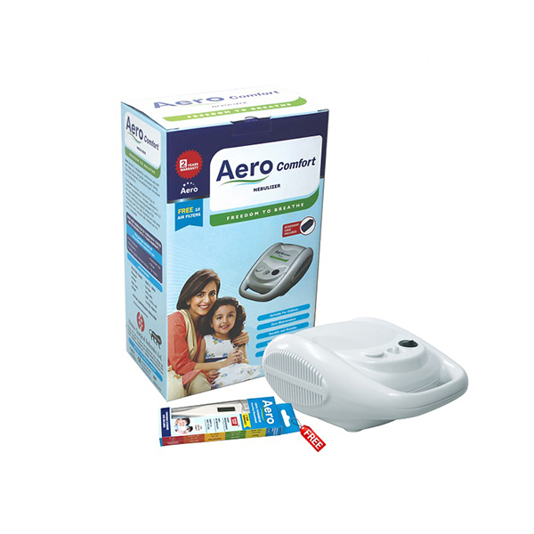 AERO Piston Nebulizer Comfort 2