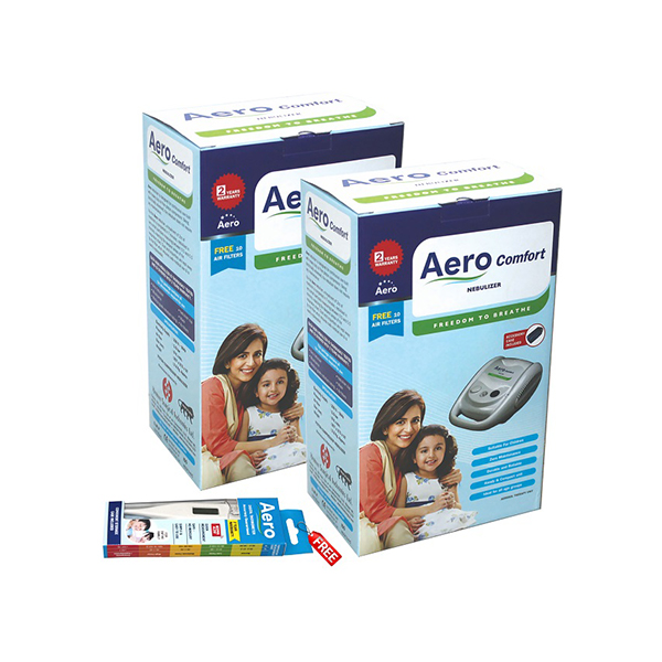 AERO Piston Nebulizer Comfort 4