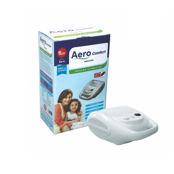 AERO Piston Nebulizer Comfort 5