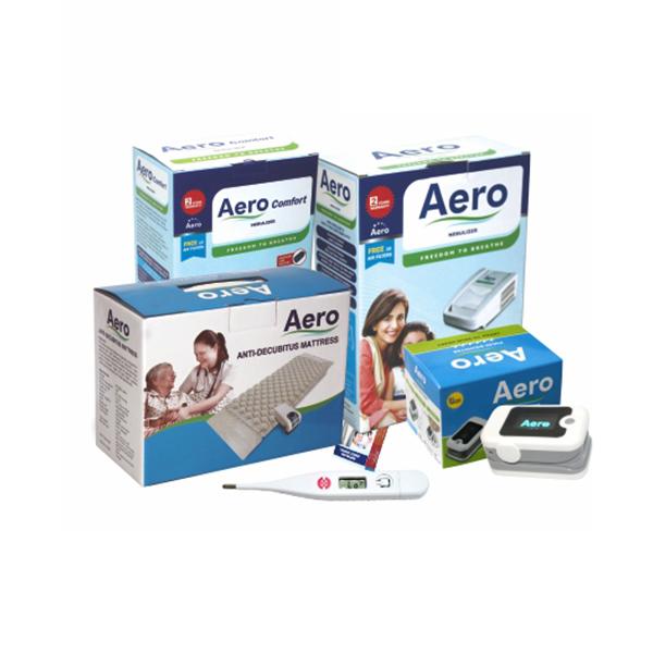 AERO Piston Nebulizer Comfort