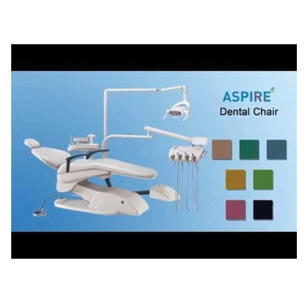 Aspire Dental Chair With LED Light 1 1