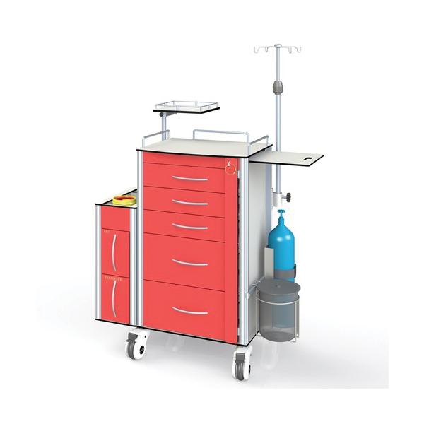 Emergency – Treatment Dressing Trolley