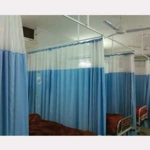 Hospital Curtains with Accessories 1