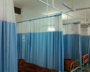 Hospital Curtains with Accessories