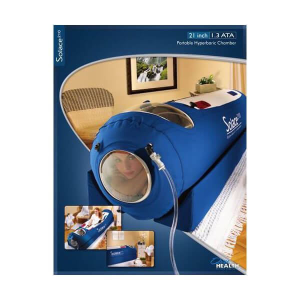 Hyperbaric Oxygen Chamber Therapy HBOT 5