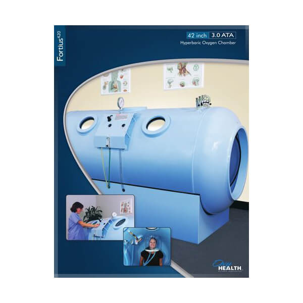 Hyperbaric Oxygen Chamber Therapy HBOT 6