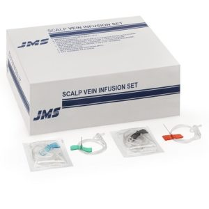 JMS Scalp Vein Set