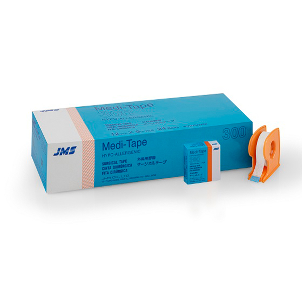 JMS TAPE – WITH CUTTER – Meditape 1 2 INCH