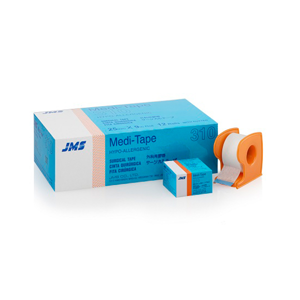 JMS TAPE – WITH CUTTER – Meditape 1 INCH