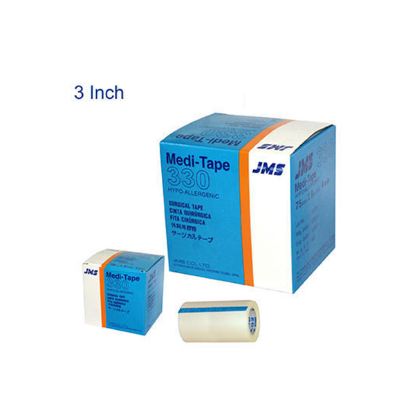 JMS TAPE – WITH CUTTER – Meditape 3 INCH 1