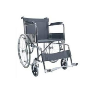 Karma Foldable Fighter C Manual Wheelchair 1