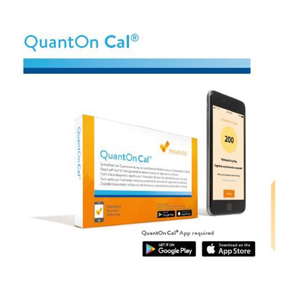 QuantOn Cal – Inflammatory Bowel Disease Home Test Kit
