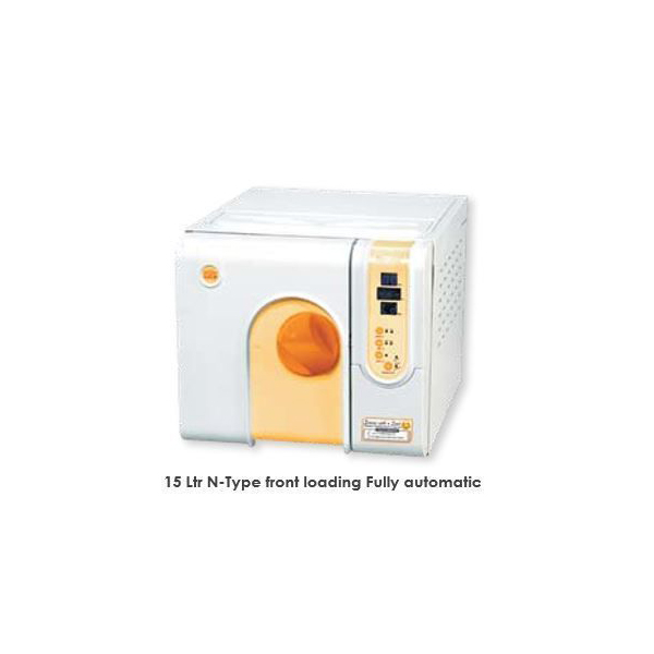 RUNYES Economical Autoclave 15 Ltrs 2