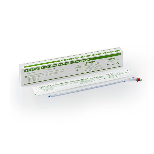 SAFECATH Silicone Foley Catheter A 5