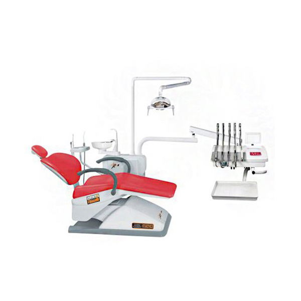 Star Dental Chair And Unit Overhead Model