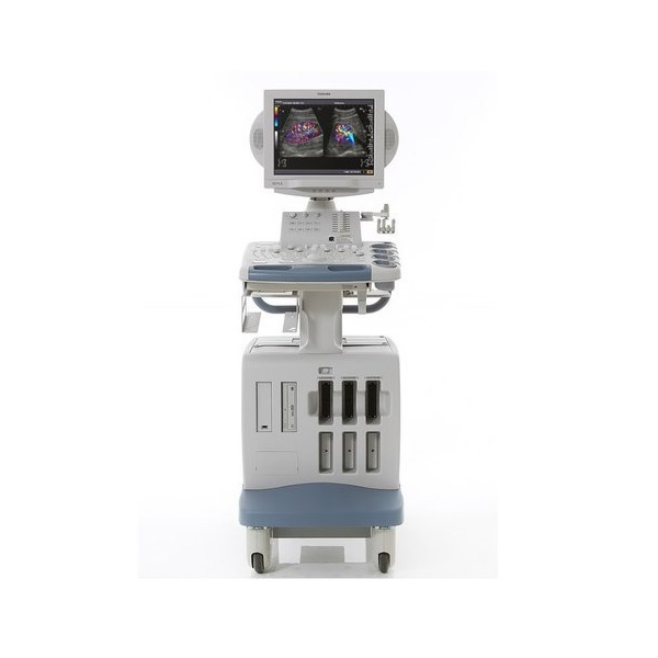 Toshiba Nemio XG Ultrasound Machine Refurbished 1