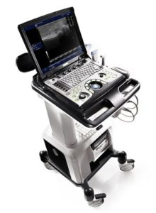 GE LOGIQ-e BT12 Portable Ultrasound