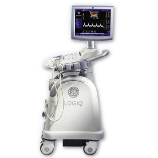 GE Logiq P3 Color Doppler Ultrasound (Refurbished)