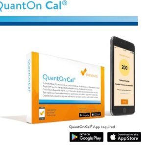 QuantOn Cal - Inflammatory Bowel Disease Home Test Kit