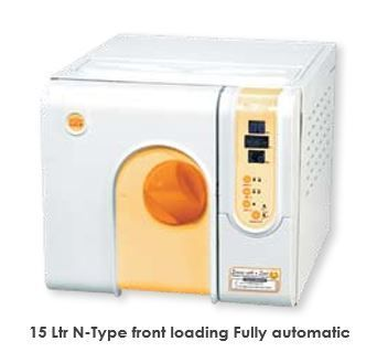 RUNYES Economical Autoclave 15 Ltrs