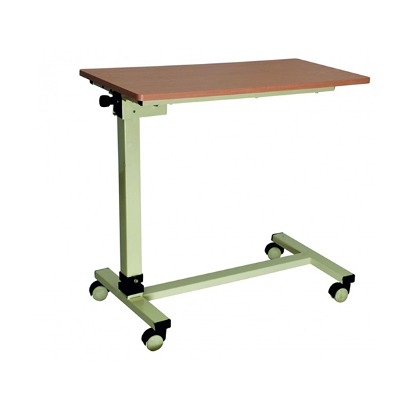 Adjustable Bed Side Table with Knob 1