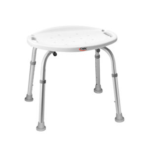 Aluminum Bathing Stool