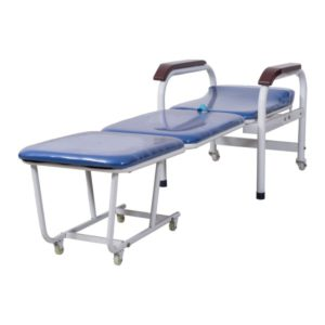 Attendant Bed Cum Chair 2