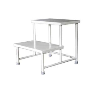 Double Step Fot Stool for Hospital
